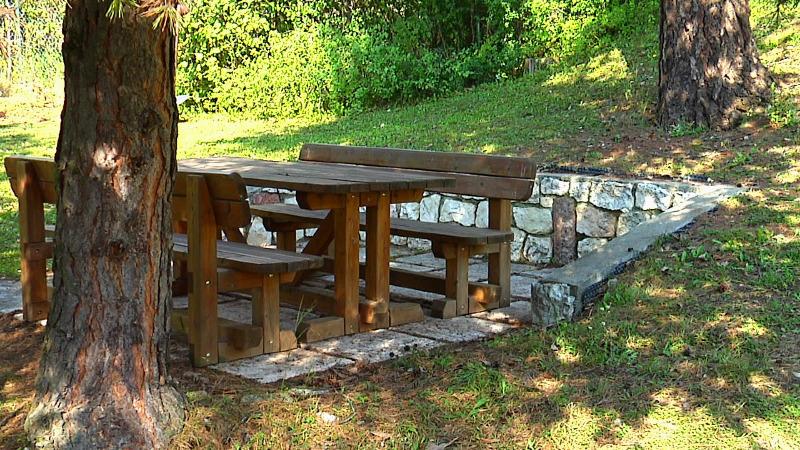 Giardini in pendenza outdoor decorare la tua casa - Giardini di montagna ...